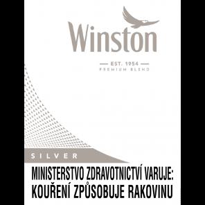 Winston KS SILVER   F   116.00Kc