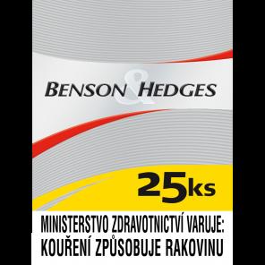 Benson Hedges 25  SILVER F 143.00K