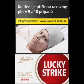 Lucky Strike KS RED   F   128,00