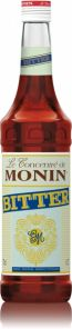 Sirup Monin 0.7l Bitter