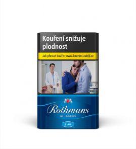 Rothmans of London KS BLUE F 116.