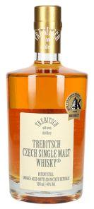 Whisky TREBITSCH Czech sin.malt *6*