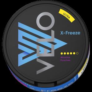 VELO X-Freeze 15mg ooooo.  110.-*5*