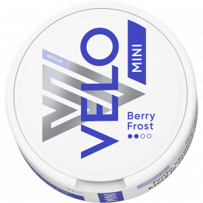 VELO Berry Frost 6mg oo.. 110kc *5*