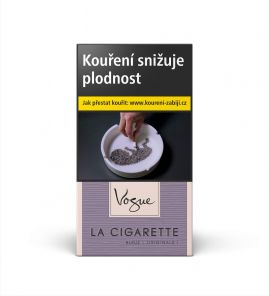 Vogue LaCig BLEUE    F     124.00k