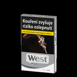 West SLIMS SILVER     F    118.00K
